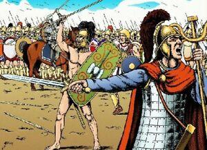 Hat industries 1/72 Punic War Carthaginian Army (67) HAT8152