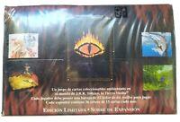 CAJA DE 36 SOBRES SATM LOS DRAGONES - EDICIÓN LIMITADA - EL SEÑOR DE LOS ANILLOS