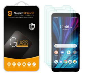 3X Supershieldz Tempered Glass Screen Protector for Alcatel TCL A3X (A600DL)