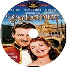 Enchantment  DVD David Niven Teresa Wright Evelyn Keyes Rare 1948