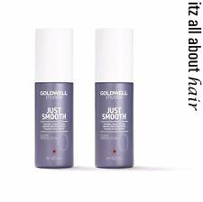 GOLDWELL StyleSign Sleek Perfection 0 Just Smooth Thermal Spray Serum 100ml x 2