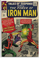 Tales of suspense 56 VF-