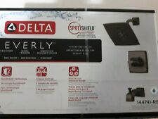 Delta everly tub shower faucet bronze