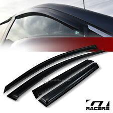 FOR 2010-2013 MAZDA 3 MAZDA3 HATCHBACK SUN/RAIN GUARD TINT SHADE WINDOW VISORS
