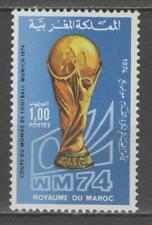"""MAROC:  n°710 **, """"coupe du monde de football"""""""
