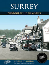 Francis Frith SURREY  by Helen Livingstone paperback book - fascinating photos!