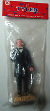 # 10 President John TYLER 1960's Marx Painted Toy Figure New In Original Bag