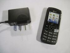 NEW!!! LG 320G Dualband GSM Speaker Messaging TRACFONE Cell Phone FAST FREEship!
