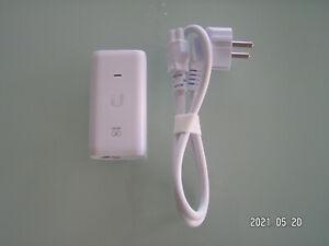 Ubiquiti POE Injector PoE+ Gigabit 802.3af max. 48V 0,5A