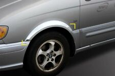 SAFE Chrome Fender Garnish Molding 4p for 1999 - 2007 Hyundai Trajet XG