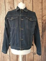 Vintage Used Jeans Co Denim Jacket Large 50 Chest