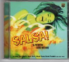 (ES681) Salsa!, 15 tracks various artists - 2000 CD
