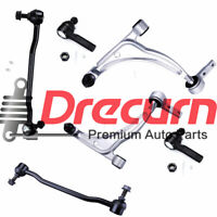 6PC Front Control Arm Ball Joint Sway Bar Tie Rod SET For 02-04 Altima Maxima