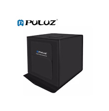 PULUZ PU5060 Photo Studio Light Box Portable 60cm Photography Tent Kit with 3