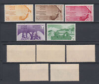 ITALY 1935 Bellini Airmail Mint *  Sc.C79-C83 (Sa.A90/A94)