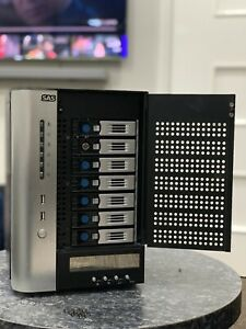 Thecus N7700+ Ultimate 7 Bay NAS (drives included)