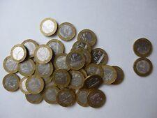 Lot de 13 pièces de 10 francs Génie de la BASTILLE   année 1989