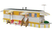 New Woodland Scenics Built-&-Ready Structure Sunny Days Trailer N Scale BR4952