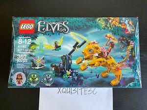 NEW LEGO Elves 41192 Azari & the Fire Lion Capture 360 pcs RETIRED NISB