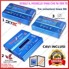 IMAX B6 CARICA BATTERIE LIPO PROFESSIONALE carica bilanciata SKYRC o Build Power