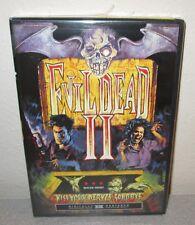 Evil Dead Ii Sealed New Dvd 2000 Bruce Campbell Sam Raimi Robert Tapert