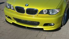 Cuplippe BMW 3er E46 M Paket 2 Technik 2 ABS Spoiler Lippe Schwert incl ABE