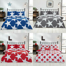 ALL STARS DUVET COVER SET ETOILE TEENAGER BOYS QUILT KIDS BED LINEN BEDDING SET