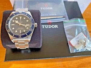 No Reserve-New/Unworn-Tudor-Black Bay 58-Blue-79030B
