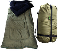 Q-DOS Carp Fishing 5 Seasons Sleeping Bag High Tog Rating Bag Camping Hunting