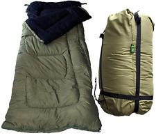 Q-DOS Carp Fishing 5 Seasons Sleeping Bag High Tog Rating Bag Camping Hunting