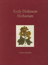 Herbarium. Ed. Special-Emily Dickinson
