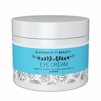 Dark Circle Eye Cream by Elements of Beauty (2 oz) - Anti-Wrinkle Eye Cream