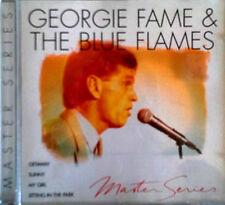 GEORGIE FAME AND THE BLUE FLAMES - POLYDOR CD -  MASTER SERIES - EU PRESSING