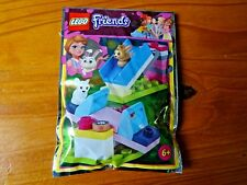 NEW LEGO FRIENDS FOIL PACKED BUNNY BAG