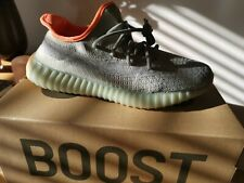 Adidas Yeezy Boost 350 V2 DESERT SAGE Size UK 8.5 US 9.5 New with Box