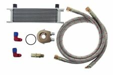 SPORT OIL COOLER RADIATORI OLIO KIT D1 SPEC DS-OT-002 11-ROWS 255x82
