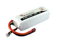 YUKI MODEL Lipo Batterie 4s1p 14,8 V 5.200 mAh 45 C BRAINERGY avec xt60 - 801090