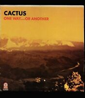 VINYL LP Cactus - One Way Or Another 1st PR RECORD CLUB OF AMERICA LUDWIG VG+NM-