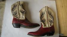 Code West Cowboy Boots Ladies Womens 8 Medium Nice! Pre-Owned Used