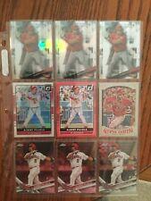 45-Card Albert Pujols Cardinals Angels Lot 4