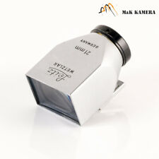 Leica Viewfinder Silver for 21mm brightline #453