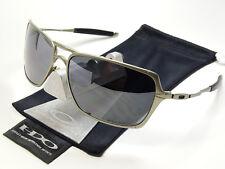 Oakley Inmate Light Black Polarized Sonnenbrille Probation Deviation Felon Dart