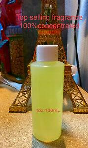 ONE MILLION Uncut Rich Perfume Oil type For Men (4oz-120mL)
