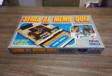 Gioco Di Società Vintage Sfida Al Memo Quiz Polistil Anni 82 mai giocato come nu
