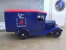 Lledo LP13306, Model A Ford Van, Loddon Valley Crime Prevention Panel