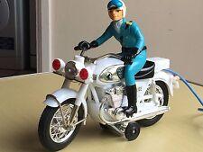 Vintage Bandai Japan Battery Operated Toy motor cycle