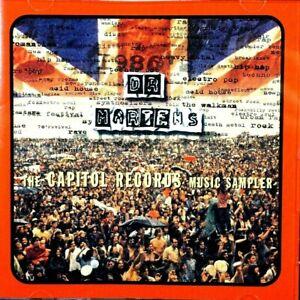 The Dr. Martens, Capitol Records Music Sampler - 1996  -  CD, VG