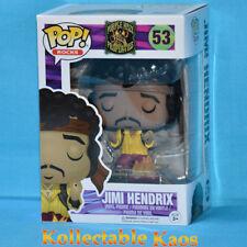 Jimi Hendrix - Monterey Pop! Vinyl Figure(RS)