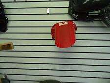 Honda 929 rear Huger (Fender) Red