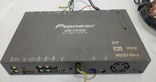 Pioneer AVM-P9000R Multi Channel AV Master Amplifier DSP Mosfet 45wx6 Japan READ